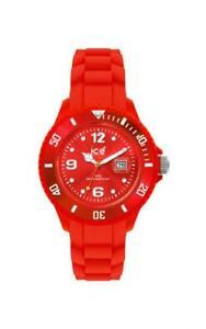 【送料無料】腕時計 ウォッチアナログシリコンice watch sili red small sirdss09 analog silikon rot