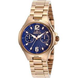 【送料無料】腕時計 #エンジェルローズゴールドトーンスチールブレスレットケースクォーツ29151 invicta women039;s angel rose goldtone steel bracelet amp; case quartz watch