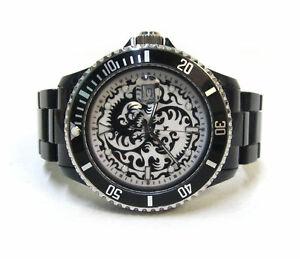 【送料無料】腕時計 ブラックウォッチタトゥーウォッチコレクションドラゴン