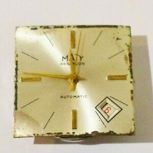 【送料無料】腕時計 mouvement montre maty automatique eta 2782