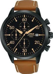 【送料無料】腕時計 イオンメッキウォッチlorus gents ion plated watch rm349ex9 rrp 8999 our 7195 free uk pamp;p