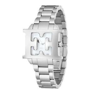 【送料無料】腕時計 エスカーダブレスレットドルescada women silver estelle bracelet watch e2035011 nwb msrp 575tax