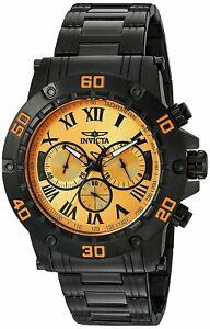 【送料無料】腕時計 メンズステンレススチールクロノグラフウォッチinvicta mens specialty 19705 stainless steel chronograph watch