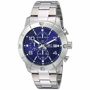 【送料無料】腕時計 メンズステンレススチールクロノグラフウォッチinvicta mens specialty 17763 stainless steel chronograph watch