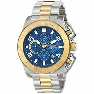 【送料無料】腕時計 プロダイバーステンレススチールクロノグラフウォッチinvicta pro diver 23407 stainless steel chronograph watch