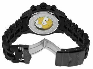 腕時計 メンズクロノグラフスチールポリウレタンウォッチ