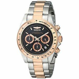 【送料無料】腕時計 スピードウェイステンレススチールクロノグラフウォッチinvicta speedway 6932 stainless steel chronograph watch