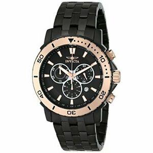 【送料無料】腕時計 ステンレススチールクロノグラフウォッチinvicta specialty 6791 stainless steel chronograph watch