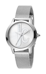 【送料無料】腕時計 キャバリ#ステンレススチールjust cavalli women039;s jc1l050m0065 jc set stainless steel wristwatch
