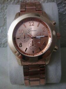 【送料無料】腕時計 レディーススタイリッシュジュネーブクォーツladies stylish geneva quartz watch