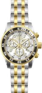 【送料無料】腕時計 プロダイバーメンズラウンドアナログクロノグラフウォッチinvicta pro diver 15503 mens round analog chronograph date silver tone watch