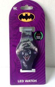 超歓迎 【送料無料】腕時計 brand バットマンジョーカーブランドbatman the joker led limited edition led edition watch brand, ササクラスポーツ:12195cd5 --- claudiocuoco.com.br