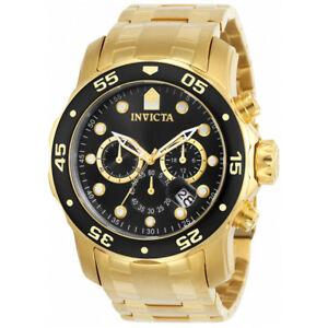 【送料無料】腕時計 プロダイバー#ゴールドウォッチinvicta men039;s pro diver 0072 gold watch