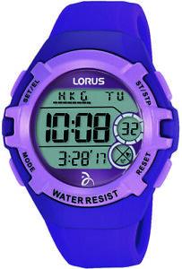 【送料無料】腕時計 デジタルクォーツアールヌーボーlorus kinderuhr jugenduhr digital quarz r2395lx9