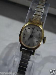 【送料無料】腕時計 レディtres ancienne timex02379 mecanique dorigine anglaise dame,aubracelet assorti