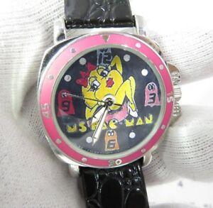 【送料無料】腕時計 ダイバータイプレディースキッズキャターmrspacman1990s, classic diver type, ,rare ladieskids character watch,1730