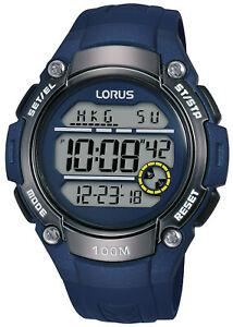 【送料無料】腕時計 デジタルクロノグラフクロノlorus herrenuhr digitalchronograph chrono r2329mx9