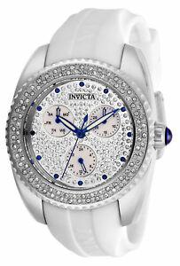 【送料無料】腕時計 シリコンウォッチ28482 invicta 38mm angel silicone watch