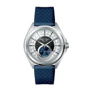 【送料無料】腕時計 ミニミメートルベラペレブルスイスorologio uomo mini mi2302m01 vera pelle blu swiss movement