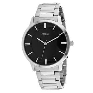 【送料無料】腕時計 ゲスメンズクラシックウォッチguess mens w0990g1 classic watch