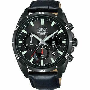 【送料無料】腕時計 パルサーメンズスポーツクロノグラフpulsar pz5063x1 mens sports chronograph wristwatch