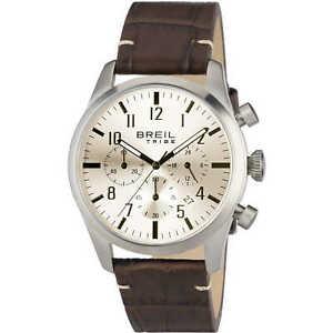 【送料無料】腕時計 クロノグラフクラシック89 orologio tribe by breil chronograph classic elegance ew0228