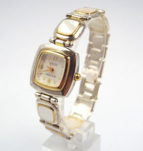 pearl sterling quartz silver model 31650 woman039;s パールスターリングシルバー#クオーツモデルecclissi mother 【送料無料】腕時計 of watch,