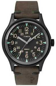 【送料無料】腕時計 メンズクロノケースブラックウォッチ
