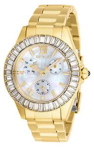 【送料無料】腕時計 ステンレススチールウォッチinvicta angel 28452 stainless steel watch