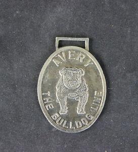 【送料無料】腕時計 ビンテージブルドッグラインロゴウォッチvintage avery the bulldog line logo watch fob