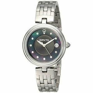 【送料無料】腕時計 ステンレススチールウォッチinvicta gabrielle union 22898 stainless steel watch