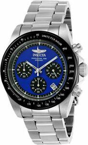 【送料無料】腕時計 メンズスピードウェイクォーツクロノステンレススチールinvicta mens speedway quartz chrono 200m stainless steel watch 23122