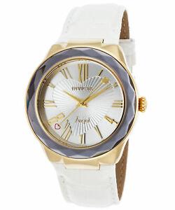 【送料無料】腕時計 レザーウォッチinvicta angel 22540 leather watch