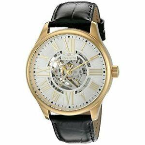 【送料無料】腕時計 ビンテージレザーウォッチinvicta vintage 22568 leather watch
