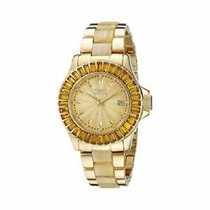 【送料無料】腕時計 ステンレススチールウォッチinvicta angel 17941 stainless steel watch