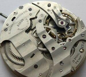 【送料無料】腕時計 ボストンoriginal ehowards boston jewels manual movement working 50er x67