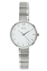 【送料無料】腕時計 チタンboccia titandamenuhr 330801