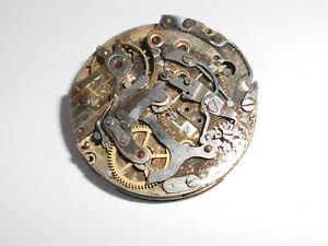 【送料無料】腕時計 メンズクロノグラフスイスビンテージワークaltes werk von herren chronograph en vintage swiss 40er 50er uhr