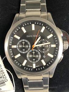 【送料無料】腕時計 ノーティカステンレススチールウォッチnautica stainless steel watch nad19532g