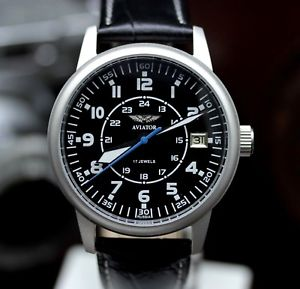 【送料無料】腕時計 ビンテージソソデータパイロットスチールvintage soviet ussr watch poljot sturmanskie data pilot aviator 17 jewels steel