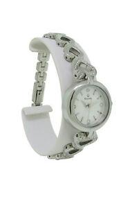 【送料無料】腕時計 パールスワロフスキークリスタルハートアナログウォッチラウンドbulova 96x114 womens round mother of pearl swarovski crystal heart analog watch