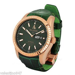 【送料無料】腕時計 アレッサンドロローズゴールドステンレススチールウォッチluxury watch alessandro baldieri  45mm pvd rose gold stainless steel
