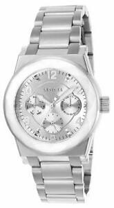 【送料無料】腕時計 クオーツステンレススチールカジュアルウォッチinvicta 20152 womens angel quartz stainless steel casual watch