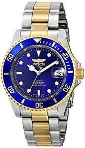 【送料無料】腕時計 メンズプロダイバーkゴールドメッキトーンinvicta mens pro diver 23k gold plating amp; ss twotone automatic watch 8928ob