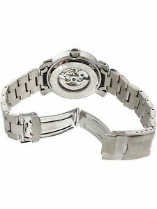 腕時計 メンズビンテージステンレススチールinvicta mens vintage 22574 silver stainlesssteel plated automatic self wind