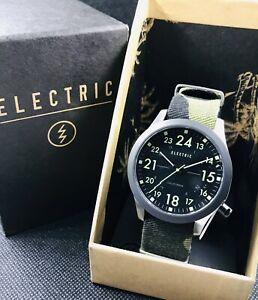 【送料無料】腕時計 カリフォルニアメンズドルelectric california mens fw01 camo watch 195