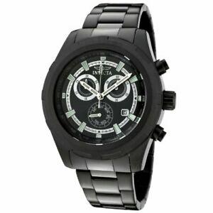【送料無料】腕時計 ステンレススチールクロノグラフinvicta specialty 1563 stainless steel chronograph watch