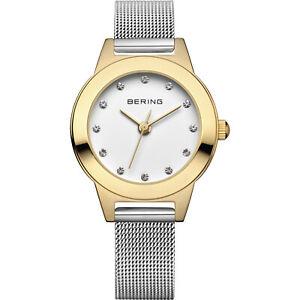 【送料無料】腕時計 サファイアクリスタルベーリングクラシックスリムウォッチbering classic slim watch with scratch resistant sapphire crystal 11125010 des