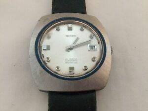 【送料無料】腕時計 ティソファイバーグラスケースモデルtissot automatic 21 jewels fibreglass case model 53018