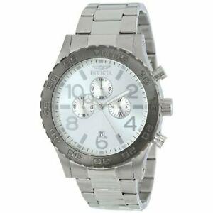 【送料無料】腕時計 ステンレススチールクロノグラフウォッチinvicta specialty 15159 stainless steel chronograph watch